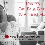 How You Can Be A Blessing